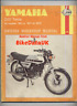Yamaha RD200DX (1971-1979) Haynes Shop Manual Repair Book CS5 CS3 RD 200 DX CB08