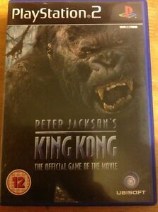 King Kong. Sony Playstation 2. PS2
