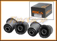 ROCA 00-06 TUNDRA FRONT L&R UPPER CONTROL ARM BUSHING KIT OE OEM STOCK 4 PCS