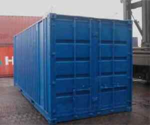 Refurbished 20ft container - Guaranteed Watertight for Storage Use