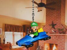 SUPER MARIO Bros LUGI RACING Ceiling Fan Pull Light Lamp Chain Decoration K1212B