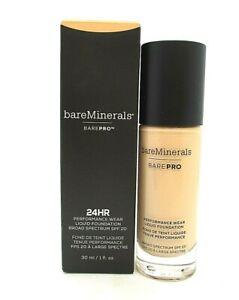bareMinerals BarePro Performance Wear Liquid Foundation SPF20 ~ Cool Beige10 ~