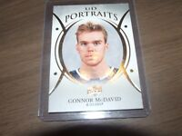 2018-19 Upper Deck UD Series 1 Portraits #P-23 Connor McDavid