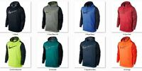 NWT NIKE Men's KO Wetland Swoosh Therma Fit HOODIE Pullover Training Choose