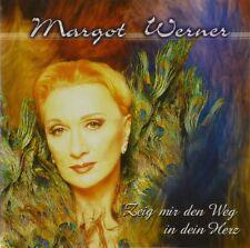 CD - Margot Werner - Zeig mir den Weg in derin Herz - #A1810 - RAR