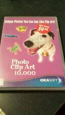 PHOTO CLIP ART 10,000 FOR WIN 95,98,XP