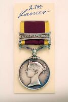 BRITISH ARMY ROYAL NAVY 2nd CHINA WAR CAMPAIGN MEDAL TAKU FORTS 1860 CLASP