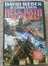 Hell Hath No Fury by David Weber and Linda Evans (2007, Hardcover 1st Printing)