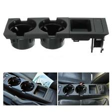 Car Center Console Storage Box Coin & Cup Holder For BMW 3SERIES E46 98-04 L6D9