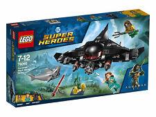 Lego DC Comics Super Heroes Aquaman Black Manta Strike 76095 NEU & OVP