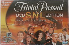SNL Trivial Pursuit DVD Board Game New Sealed