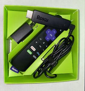 Roku 3800R Streaming Stick, 1080p HD, Quad-core Dual-band Wireless Slightly Used