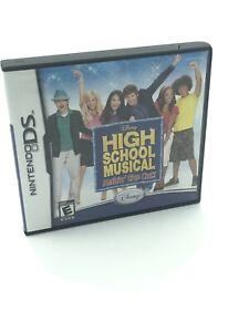Disney High School Musical Making' The Cut! Nintendo DS Video Game