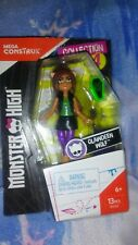 Monster High Mega Blocks Construx Clawdeen Wolf Collection 4 ORNAMENT C INFO