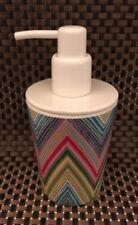 Scion ZigZag Bathroom Soap Dispenser( NEW)
