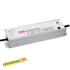 [POWERNEX] MEAN WELL NEW HLG-240H-C700B 700mA 178~357V 250W LED Driver IP67
