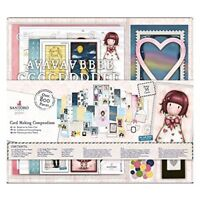 Card Making Compendium - Santoro - Gorjuss Postal Craft Collection Crafters