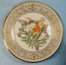 Lenox Collector Plate Eastern Phoebe Boehm Birds Decorative Limited Edition (O)