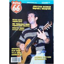 REVISTA RUTA 66 #56 (Noviembre 1990) . jonathan richman beach boys neil young