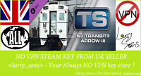 NJ TRANSIT® Arrow III EMU Add-On DLC Steam key Region Free