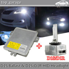 For BMW 3-series E90 E91 Sedan and Wagon Xenon HID Headlight Ballast & D1S Bulb