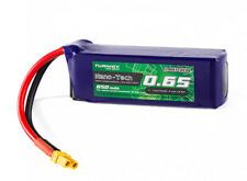 Turnigy Nano-Tech Plus 650mAh 4S 14.8V 70C LiPo XT30 Removable Balance Plug Race