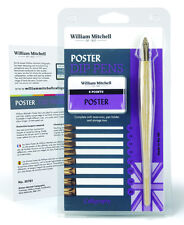 William Mitchell Dip Pen Calligraphy Set - Poster Nibs