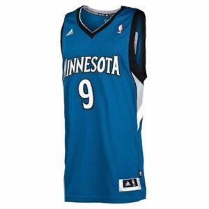 Adidas - NBA MINNESOTA SW. JSY R.RUBIO JR - CANOTTA BASKET - art.  L71768