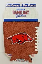 Arkansas Razorbacks Football Can Coolie Coozie Ncaa Licensed New