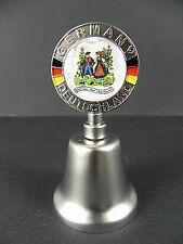 Metallglocke souvenir Black Forest Germany Black Forest Germany, table bell
