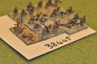 15mm WW2 / japanese - battle group 28 figures - inf (38445)
