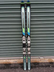 Dynastar Freestyle Vintage Downhill Skis 160cm With Salomon 444 Bindings