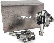 1 par Shimano XTR pedal m9100 XC MTB Race pedales spd incl. Cleats sm-sh51
