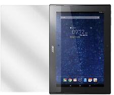 2x Acer Iconia Tab 10 A3-A30 Pellicola Prottetiva Transparente Proteggi Schermo