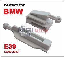 BMW E39 serie 5 Repuesto de montaje para Ojos de Angel Faro AJUSTADOR Kit De Reparación