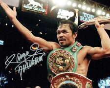 Boxing P Certified Original Sports Autographs