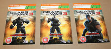Gears of War 3 Mechanic Baird Dom & Grenadier Cards USED Sold as Collectibles