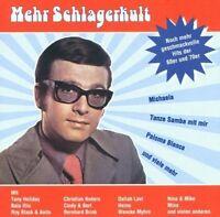 Schlagerkult-Mehr Hits der 60er und 70er (Sony) Bernd Spier, Tony Holiday.. [CD]