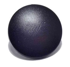 High Quality Shutter Button Soft Release Metal Convex Black