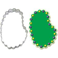 Mardi Gras Beads Necklace Cookie Cutter 4 in B1678 - Foose Cookie Cutters - USA