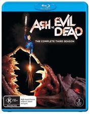 Ash Vs Evil Dead - Season 3 (Blu-Ray) Brand New & Sealed - Region B