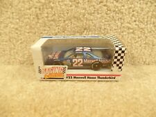 New 1992 Action 1:64 Diecast NASCAR Sterling Marlin Maxwell House Thunderbird