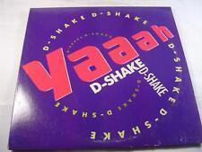 D-Shake - Yaaah / Techno Trance - White Label Promo