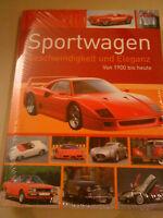 Sportwagen *Geschwindigkeit und Eleganz* von 1900 bis heute * OVP in Folie