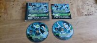 Syphon Filter 2 (Sony PlayStation 1, 2000) - PAL - Black Label - PS1, both discs