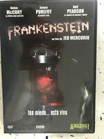 Frankenstein DVD Jed Mercurio Helen Mccory James Purefoy Spagnolo Inglese Am