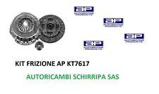KIT FRIZIONE FIAT PUNTO 1.2 8V PRIMO EQUIPAGGIAMENTO II III SERIE 188 1.2 8V AP
