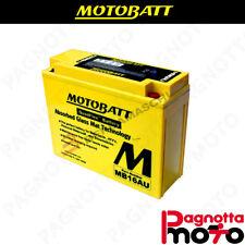 BATTERIA PRECARICATA MOTOBATT MB16AU DUCATI SUPERSPORT 900 1998>2002