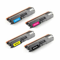 4PK TN336 Toner Color Set CKMY For Brother HL-L8250CDN L8350CDW MFC-L8850CDW