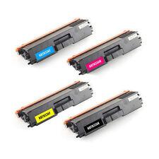 4PK TN336 Toner Color Set CKMY For Brother HL-L8250CDN L8350CDW MFC-L8850CDW